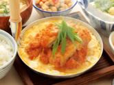 手鍋かつ玉定食